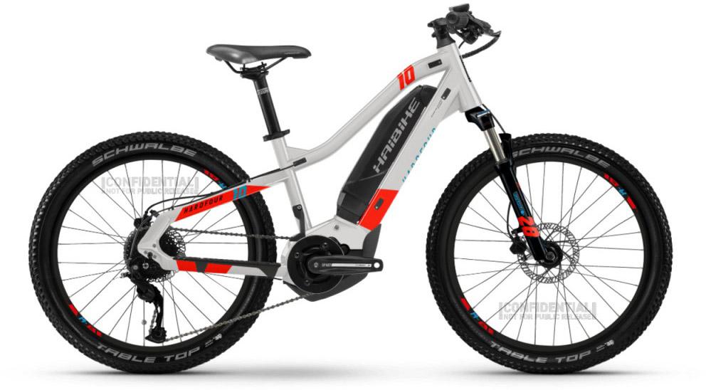 Haibike HardFour 1.0 - 2021 | E-Bike für Kinder