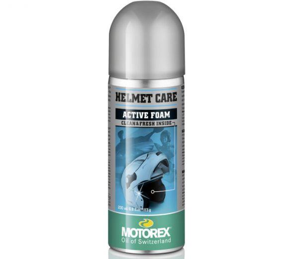 Motorex Helmet Care Spray - Reinigungsschaum