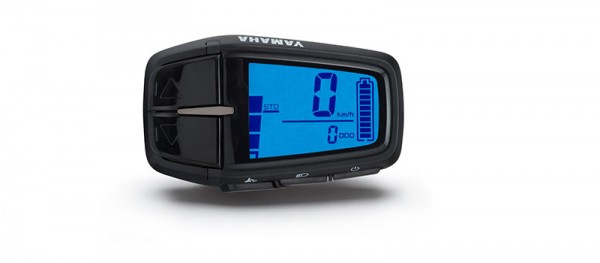 Yamaha Sideswitch LCD-Display E-Bike Typ A