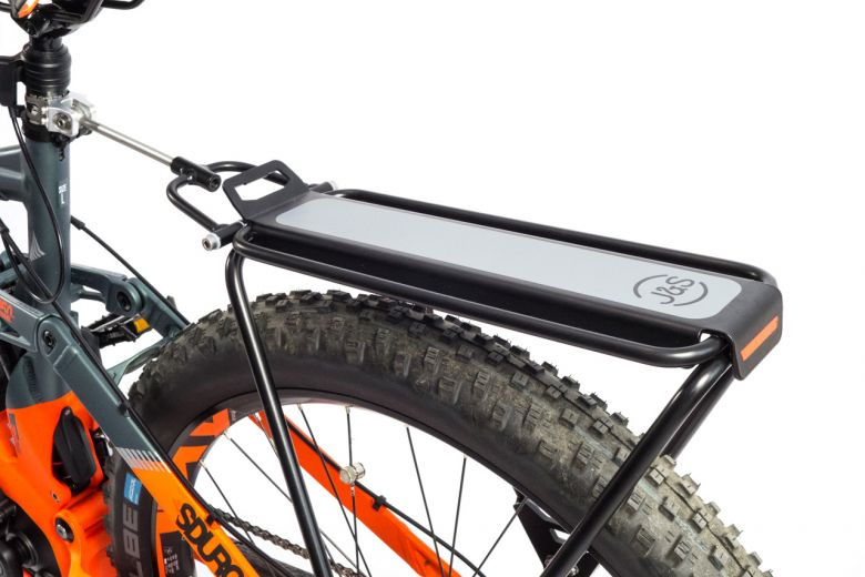 EL BURRO Gepäckträger für Mountainbikes und eMTBs