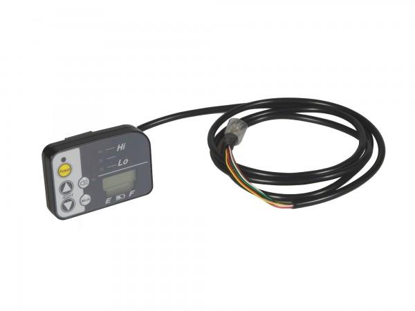 2013 Panasonic Deluxe 36-Volt LED/LCD Display mit Restreichweite