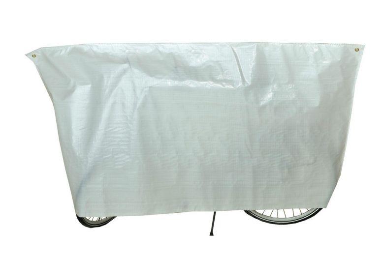 VK E-Bike Schutzhülle Classic Weiß