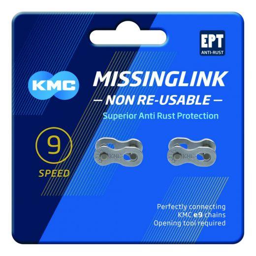 KMC e9 EPT MissingLink Kettenverschluss