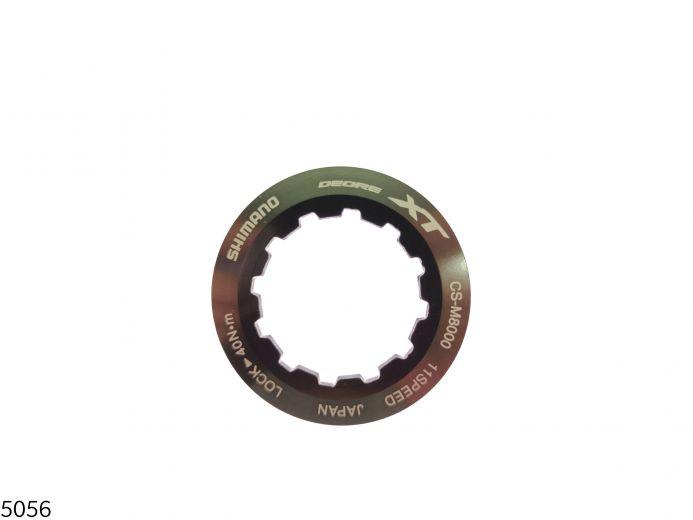 SHIMANO Verschlussring für CS-M8000 Kassette Bild 1