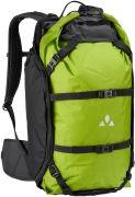 Vaude Trailpack - schwarz/grün