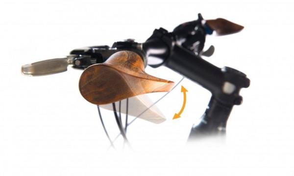 Velospring Fahrradgriff sen comfort - gefedert