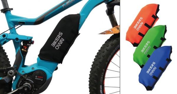 BikersOwn Akkuschutz für Bosch Powerpack Rahmenakkus