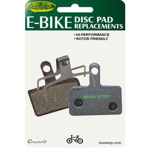Kool Stop E-Bike Bremsbelag D620E Shimano Scheibenbremsen