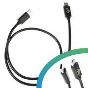 E-Bike USB Ladekabel für Bosch - Micro A auf USB C