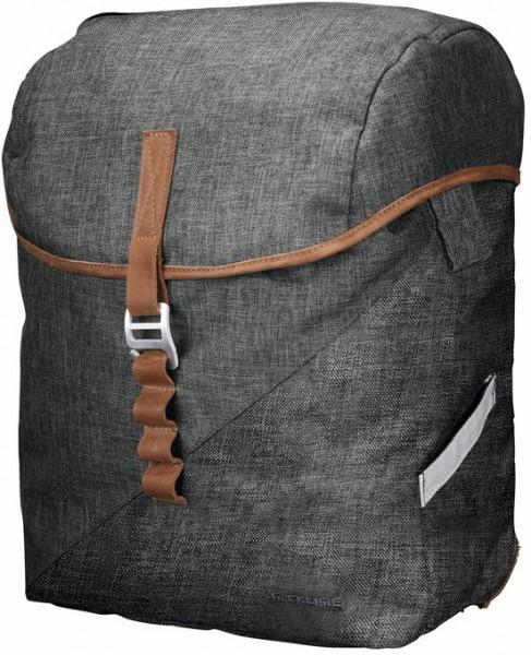 Racktime System Seitentasche-grau