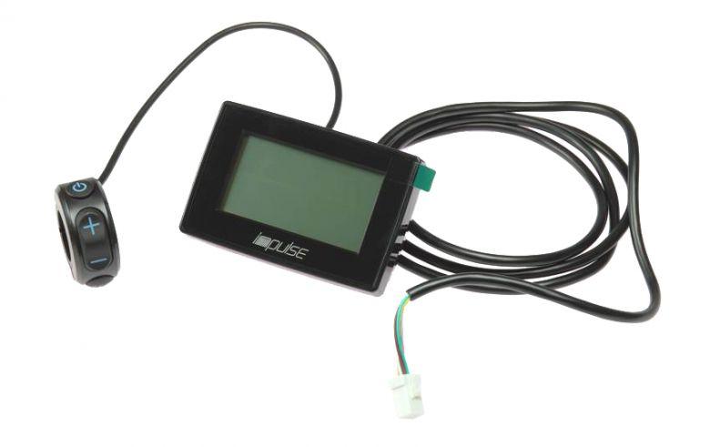DerbyCycle / Kalkhoff Impulse EBike LCD-BIG-Display