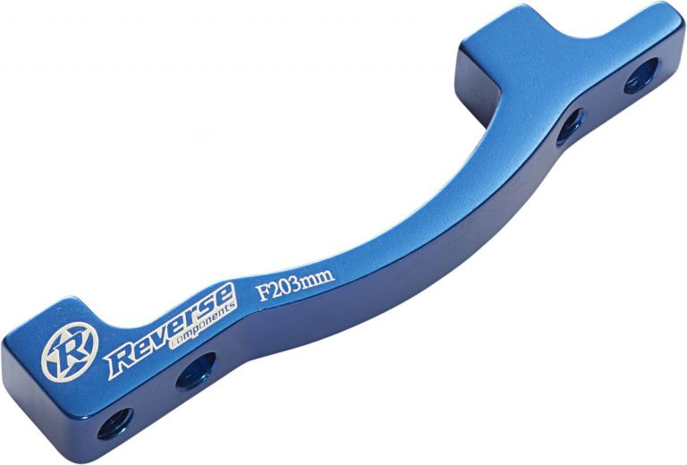 REVERSE Bremsscheibenadapter PM-PM 203 VR Blau