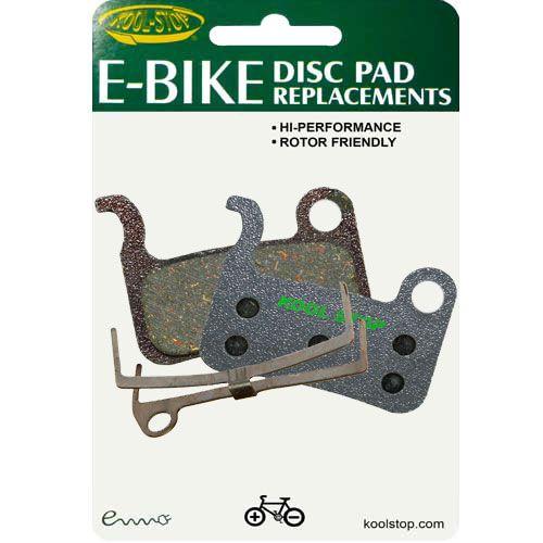 Kool Stop E-Bike Bremsbelag D630E für Shimano