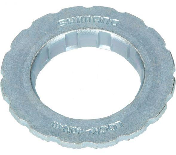SHIMANO Centerlock Verschlussring Bremsscheibe für SM-RT10 Bild 1