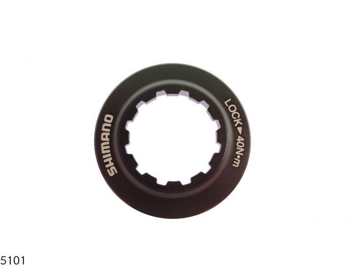 SHIMANO Centerlock Verschlussring für SM-RT81 Bild 1