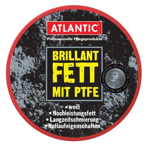 Atlantic Brilliant Lagerfett mit PTFE