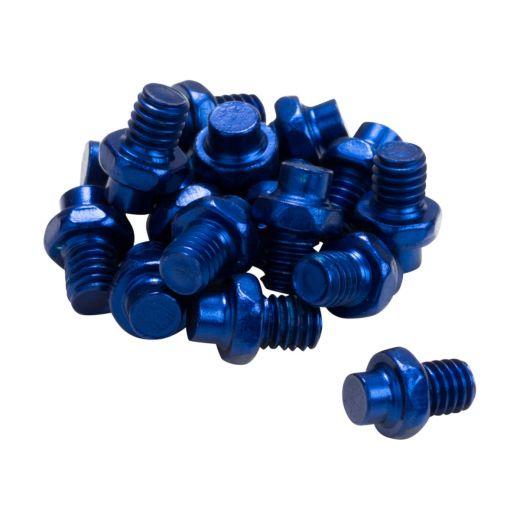 16xREVERSE Pedal R-Pins M4 Set für Escape Grün