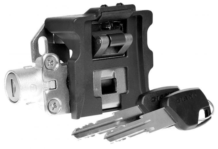 Giant Schloss BatteryLock Set inkl. Schließzylinder und Schlüssel Embolden MY21