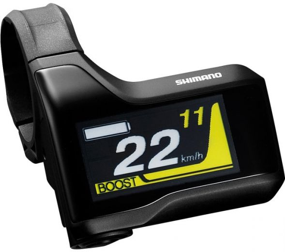 Informations-Display SHIMANO STEPS SC-E8000