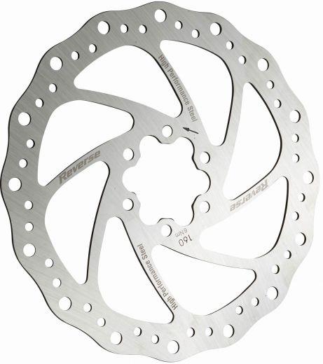 Reverse Bremsscheibe Stahl 160