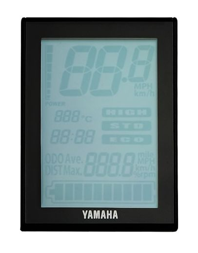 Yamaha LCD-Display für E-Bike ab 2016