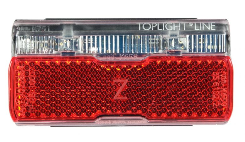 B&M Toplight Line Rücklicht für Elektrofahrräder - 323/5AL0211 & 323/8AL0211