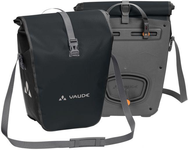 Vaude Aqua Back Elektrofahrrad Hinterradtasche Paar Schwarz