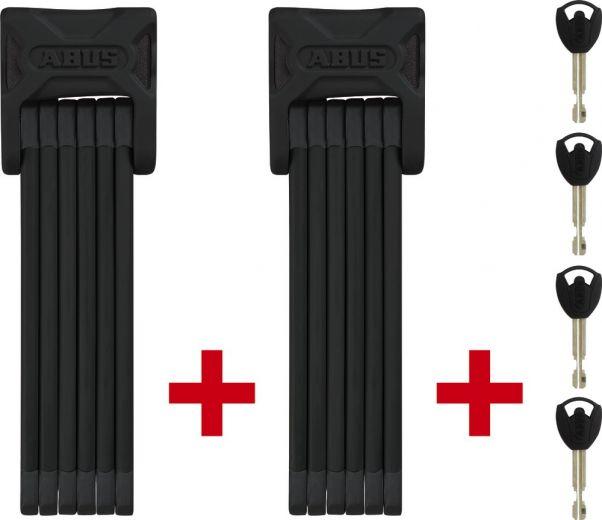 Abus Bordo 6000 - Twin-Set