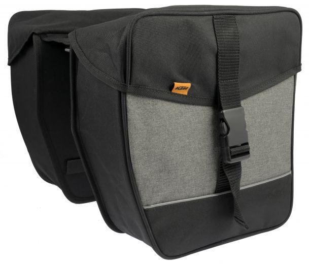 KTM Doppel-Gepäckträgertasche Europa