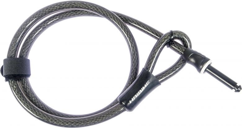 Haibike MRS The Rail Lock - The Cable Lock - Einsteckkabel - 100 cm