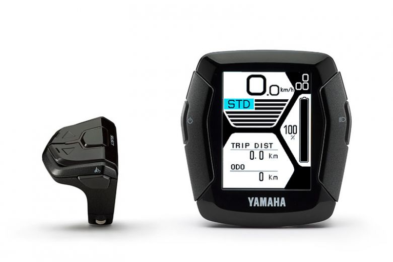 Yamaha Multi LCD-Display E-Bike Typ C mit Bluetooth