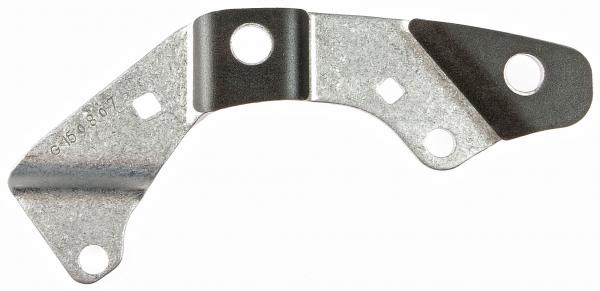 Bosch E-Bike Montageplatte für Antriebseinheit mit Dämpfer