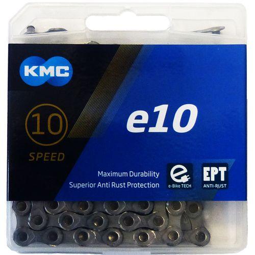 KMC e10 EPT - E-Bike Kette - 136 Glieder silber