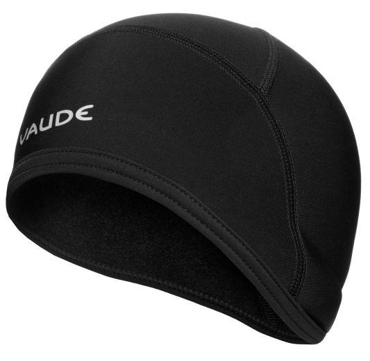 VAUDE Bike Warm Cap Helm-Unterziehmütze schwarz