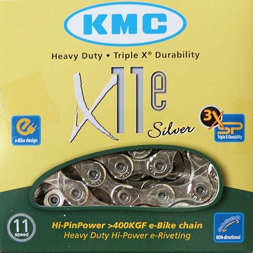 KMC E-Bike Fahrradkette X-11 E - 118 Glieder