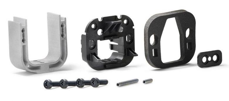 Bosch Montagekit für PowerTube-kabelseitig