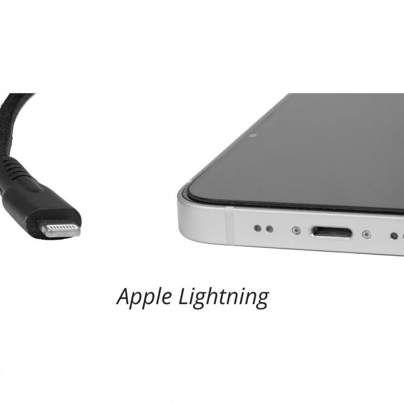 Apple Lightning Anschluss am iPhone