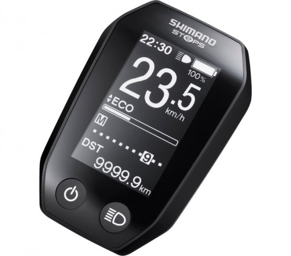 Shimano E-Bike Display STePS SC-E6010
