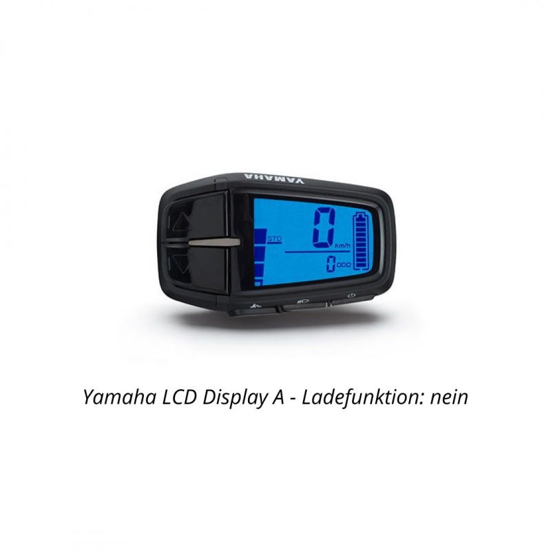 Yamaha LCD Display A
