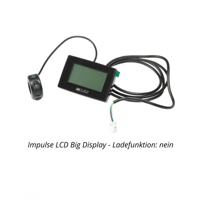 Impulse LCD Big Display