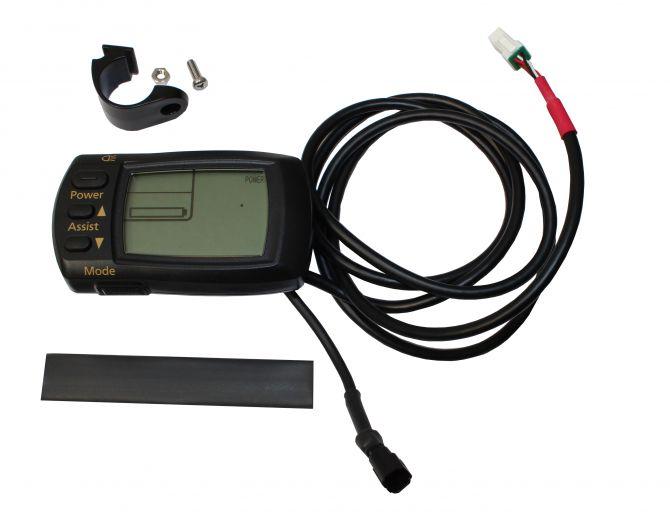 Flyer / Panasonic - LCD Display Elektofahrrad 48V Antrieb