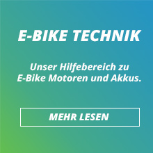 E-Bike Technik