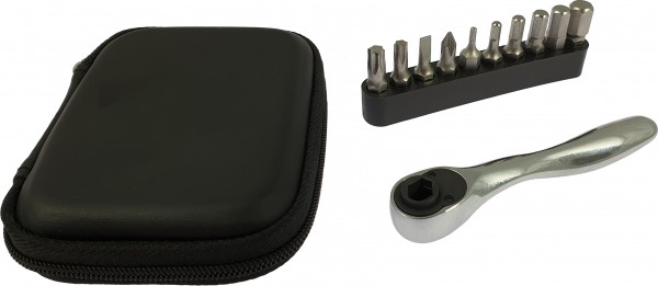 KTM Bit Werkzeug inkl. Werkzeugtasche