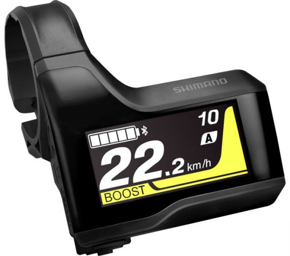 SHIMANO STEPS SC-EM800 Display