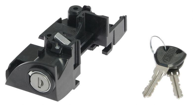 ABUS Schließzylinder für Bosch Gepäckträger-Akku Active, Performance