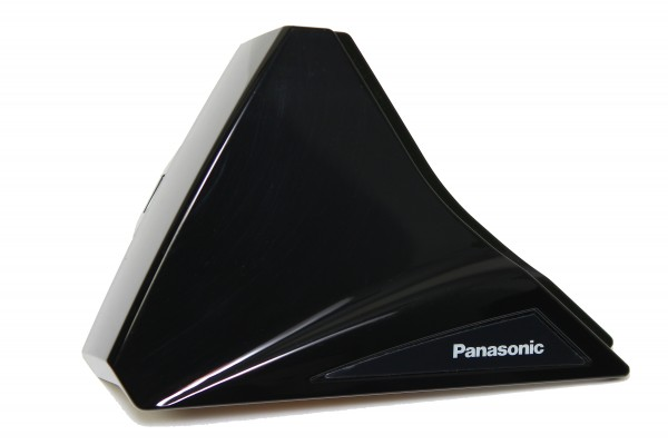 Panasonic Batterieschlossabdeckung rechts, Frontansicht, 46,8V Hinterrad Antrieb