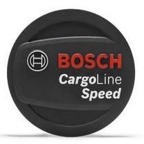Bosch Logo Deckel Cargo Line Speed schwarz