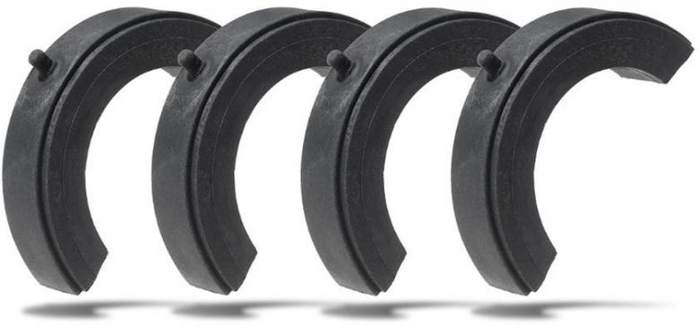 Bosch Nyon Gen. 2 Distanzgummi Displayhalter - 25,4mm