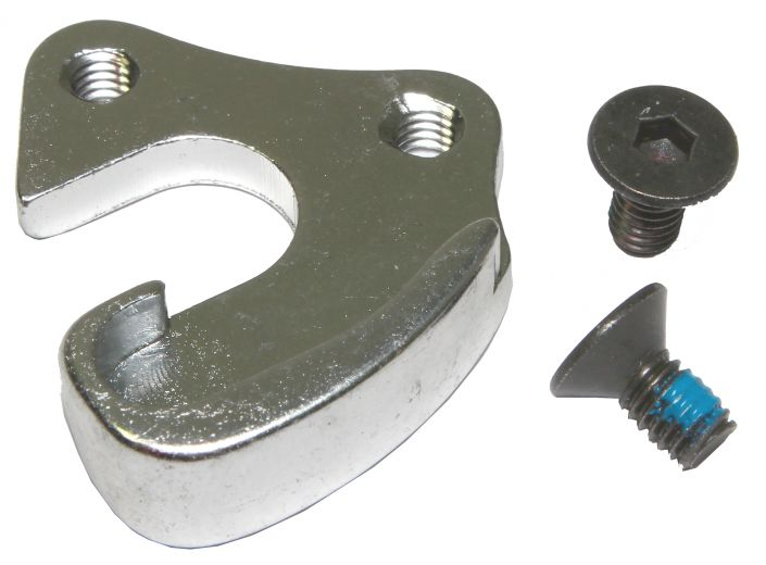 Flyer Ausfallende / Schaltauge für HS-Rahmen ohne Wechselauge
