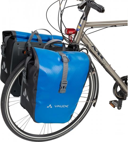 Vaude Aqua Front Elektrofahrrad Vorderradtasche Paar